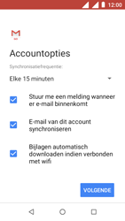 Nokia 1 - E-mail - e-mail instellen (outlook) - Stap 10