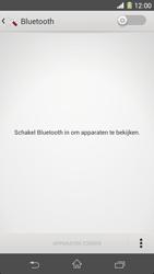 Sony Xperia Z1 4G (C6903) - Bluetooth - Aanzetten - Stap 4