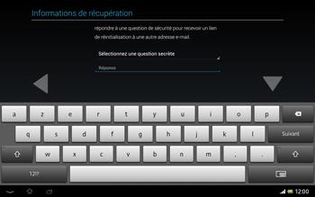 Sony SGP321 Xperia Tablet Z LTE - Applications - Télécharger des applications - Étape 13