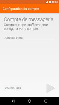 Motorola Moto E4 Plus - E-mails - Ajouter ou modifier votre compte Yahoo - Étape 5