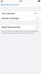 Apple iPhone 8 - iOS 13 - Réseau - activer 4G - Étape 5
