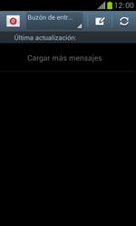 Samsung S7560 Galaxy Trend - E-mail - Configurar correo electrónico - Paso 4