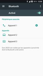 Doro 8035 - Bluetooth - Jumeler avec un appareil - Étape 9