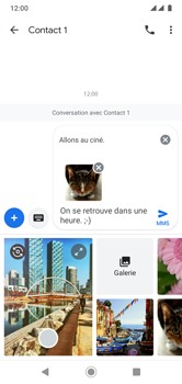 Xiaomi Mi A2 Lite - MMS - envoi d'images - Étape 19