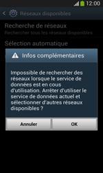 Samsung S7275 Galaxy Ace 3 - Réseau - utilisation à l'étranger - Étape 10