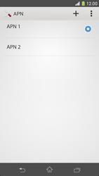Sony D5503 Xperia Z1 Compact - MMS - configuration manuelle - Étape 17