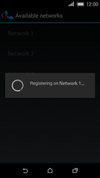 HTC Desire 320 - Network - Usage across the border - Step 10