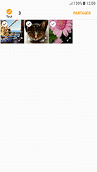 Samsung Galaxy J5 (2017) - Photos, vidéos, musique - Envoyer une photo via Bluetooth - Étape 9