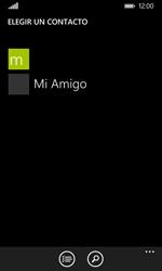 Nokia Lumia 635 - Mensajería - Escribir y enviar un mensaje multimedia - Paso 6