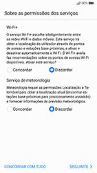 Huawei P8 Lite (2017) - Primeiros passos - Como ligar o telemóvel pela primeira vez -  9