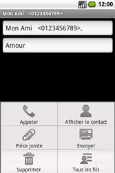 Samsung I7500 Galaxy - MMS - envoi d'images - Étape 9
