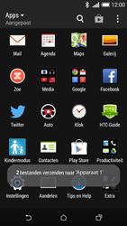 HTC Desire 610 - Contactgegevens overzetten - delen via Bluetooth - Stap 12