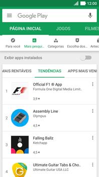 Asus Zenfone 3 - Aplicativos - Como baixar aplicativos - Etapa 9