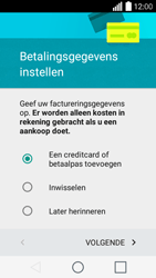 LG Leon (H320) - Applicaties - Account aanmaken - Stap 15