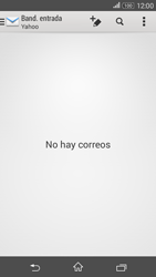 Sony Xperia E4g - E-mail - Configurar Yahoo! - Paso 4