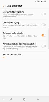 Samsung Galaxy Note 8 - MMS - probleem met ontvangen - Stap 10