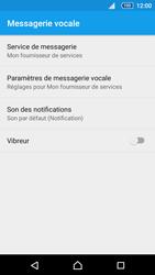 Sony Sony Xperia Z5 (E6653) - Messagerie vocale - Configuration manuelle - Étape 7