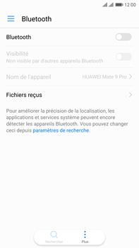 Huawei Mate 9 Pro - Bluetooth - Jumeler avec un appareil - Étape 4
