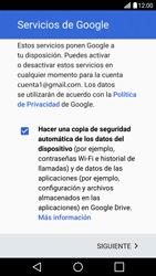 LG G5 - E-mail - Configurar Gmail - Paso 14