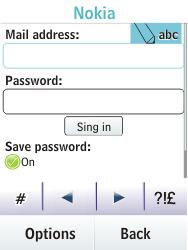 Nokia C2-03 - E-mail - Manual configuration - Step 9