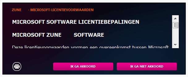 Nokia Lumia 900 - Software - Download en installeer PC synchronisatie software - Stap 2