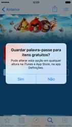 Apple iPhone 5s iOS 9 - Aplicações - Como pesquisar e instalar aplicações -  17