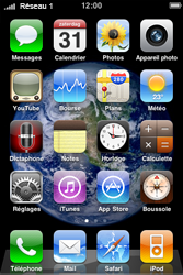 Apple iPhone 3G S - Réseau - utilisation à l'étranger - Étape 8