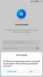 Huawei P8 Lite (2017) - Primeiros passos - Como ligar o telemóvel pela primeira vez -  16