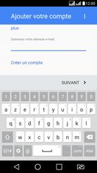 LG K8 - E-mail - Configurer l