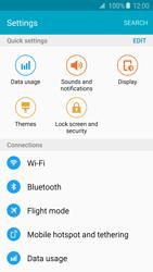 Samsung G925F Galaxy S6 Edge - Internet - Manual configuration - Step 4
