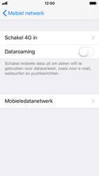 Apple iPhone SE - iOS 11 - Netwerk - Wijzig netwerkmodus - Stap 5