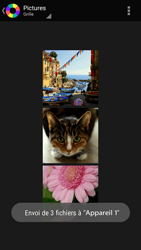 Wiko Rainbow Lite 4G - Photos, vidéos, musique - Envoyer une photo via Bluetooth - Étape 12