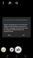 Sony Xpéria M2 - Photos, vidéos, musique - Créer une vidéo - Étape 4