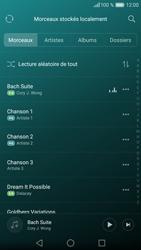 Huawei P9 - Photos, vidéos, musique - Ecouter de la musique - Étape 6