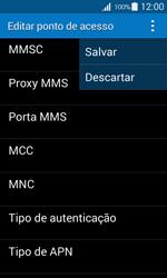 Samsung G357 Galaxy Ace 4 - Internet (APN) - Como configurar a internet do seu aparelho (APN Nextel) - Etapa 15