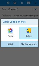 Samsung Galaxy Xcover 3 (G388F) - E-mail - E-mail versturen - Stap 13
