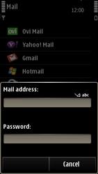 Nokia E7-00 - E-mail - Manual configuration - Step 8