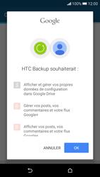 HTC Desire 626 - Premiers pas - Créer un compte - Étape 32