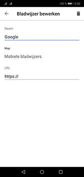 Huawei P20 Lite Dual-SIM (Model ANE-LX1) - Internet - Hoe te internetten - Stap 10