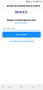 Samsung Galaxy A6 - E-mail - Configurer l