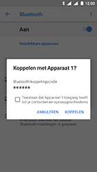 Nokia 3 - Android Oreo - Bluetooth - koppelen met ander apparaat - Stap 10