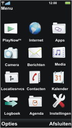 Sony Ericsson U8i Vivaz Pro - E-mail - Handmatig instellen - Stap 4