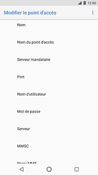 Nokia 6 (2018) - Internet - configuration manuelle - Étape 11