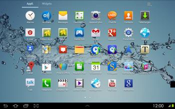 Samsung P5100 Galaxy Tab 2 10-1 - Internet - configuration manuelle - Étape 18