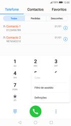 Huawei P10 - Chamadas - Como bloquear chamadas de um número -  4