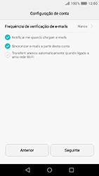 Huawei Y6 (2017) - Email - Adicionar conta de email -  9