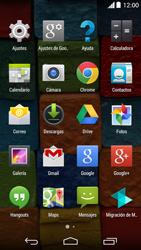 Motorola Moto X (2ª Gen) - Internet - Activar o desactivar la conexión de datos - Paso 3