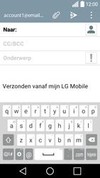 LG H320 Leon 3G - E-mail - e-mail versturen - Stap 4