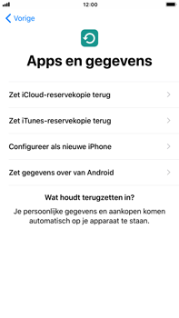 Apple iPhone 7 Plus iOS 11 - Toestel - Toestel activeren - Stap 16