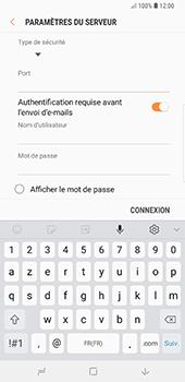 Samsung Galaxy Note 9 - E-mails - Ajouter ou modifier un compte e-mail - Étape 15